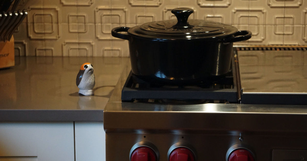 Hear me out: The case for Le Creuset's Star Wars cookware