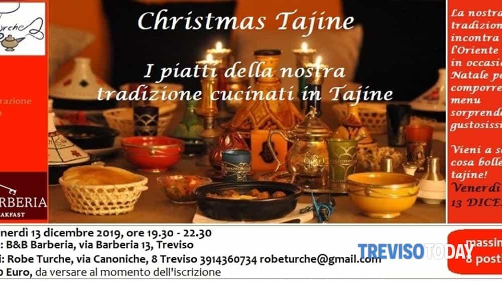 Corso di cucina Christmas tajine: i piatti della n...