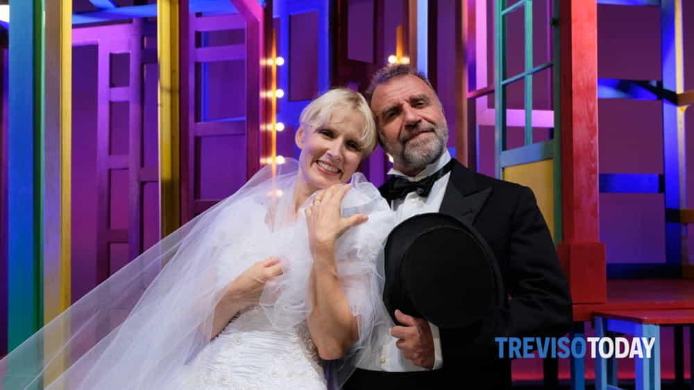 Gaia De Laurentiis e Ugo Dighero vanno in scena co...