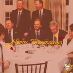 Image for the Tweet beginning: Wishing everyone a Happy Thanksgiving!