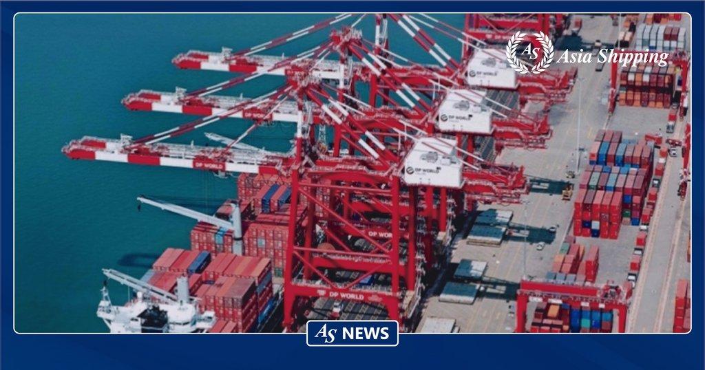 Latinoamérica es la única región del mundo que registró crecimiento mensual en sus puertos de contenedores en septiembre de 2019 https://buff.ly/2L33XCr  #AsiaShipping #ComercioExterior #LatinAmericaSpecialist #LogisticaInternacionalpic.twitter.com/Tj4foZchJQ
