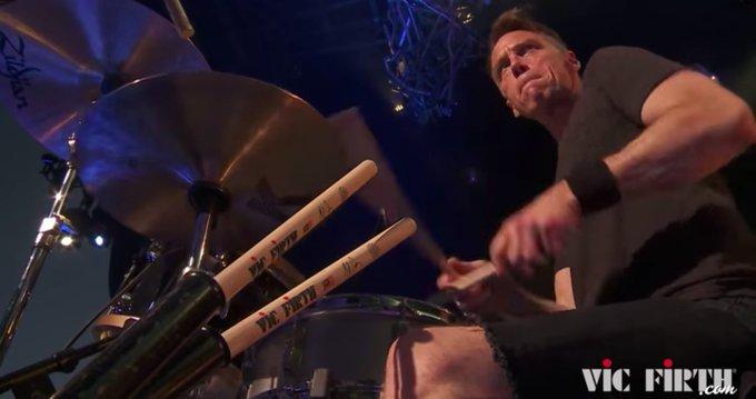 Happy Birthday Matt Cameron: Pearl Jam Drum Cam Videos