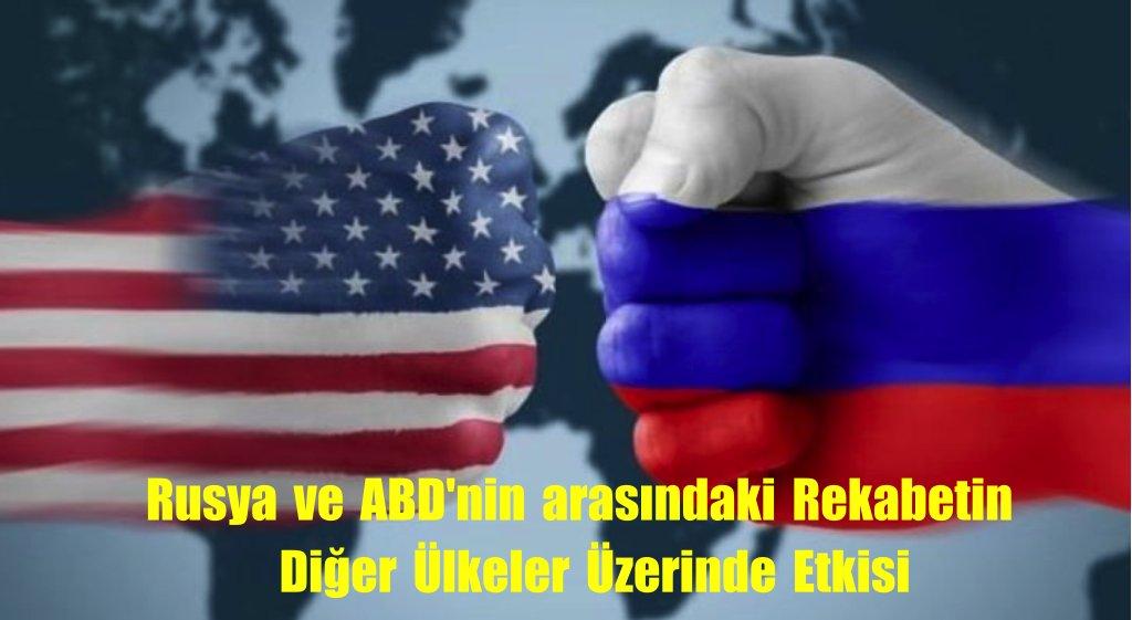 Rusya ve ABD'nin arasındaki Rekabetin Diğer Ülkelere Etkisihttps://nutukdergisi.blogspot.com/2019/11/rusya-ve-abdnin-arasndaki-rekabetin.html…