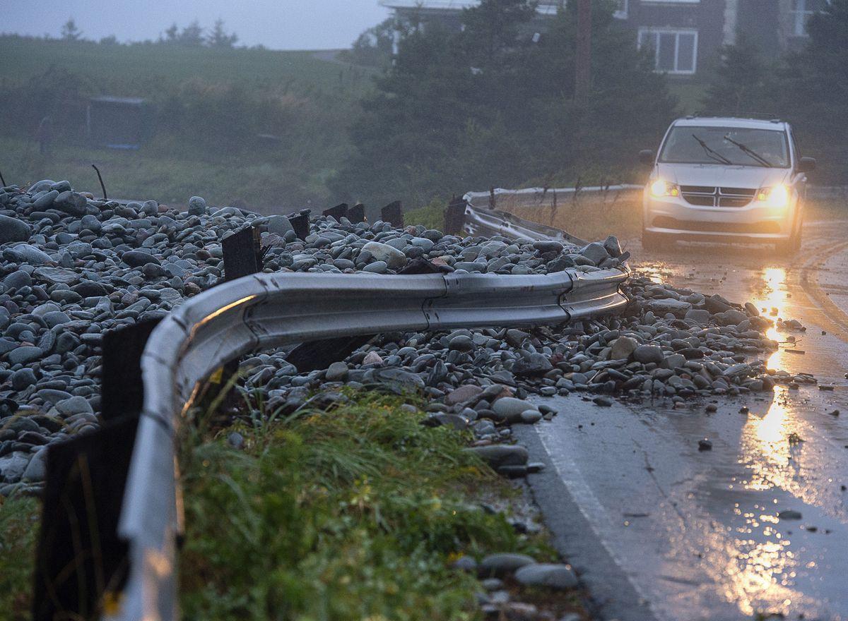 Hurricane Dorian's $38.9-million cost highest in NS Power's history: report