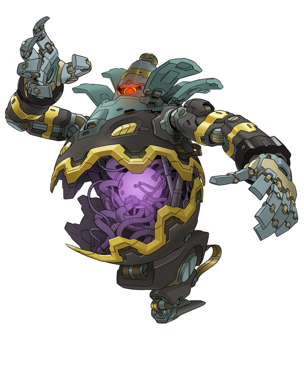 Guillem Ferrer On Twitter Mecha Dusknoir There S A Lot Of Ghost Types I D Put In My Team But This Guy Is Too Much Of A Badass Pokemon Mech Pokemongo