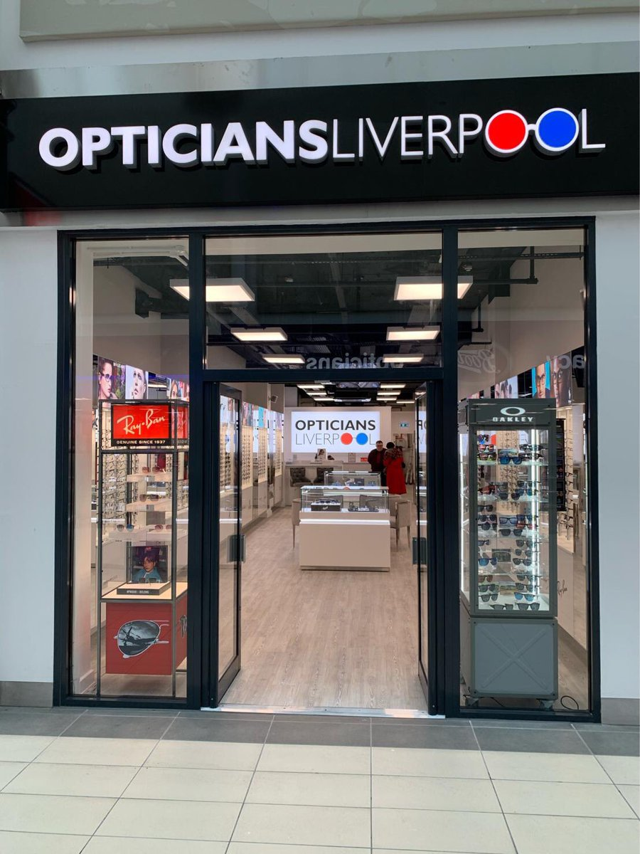 test Twitter Media - So our shop fitting team have another successful fit out complete for Liverpool Opticians @ClaytonSquareSC #shopfitters #liverpool #paulennis https://t.co/Hg3TkPP6qk