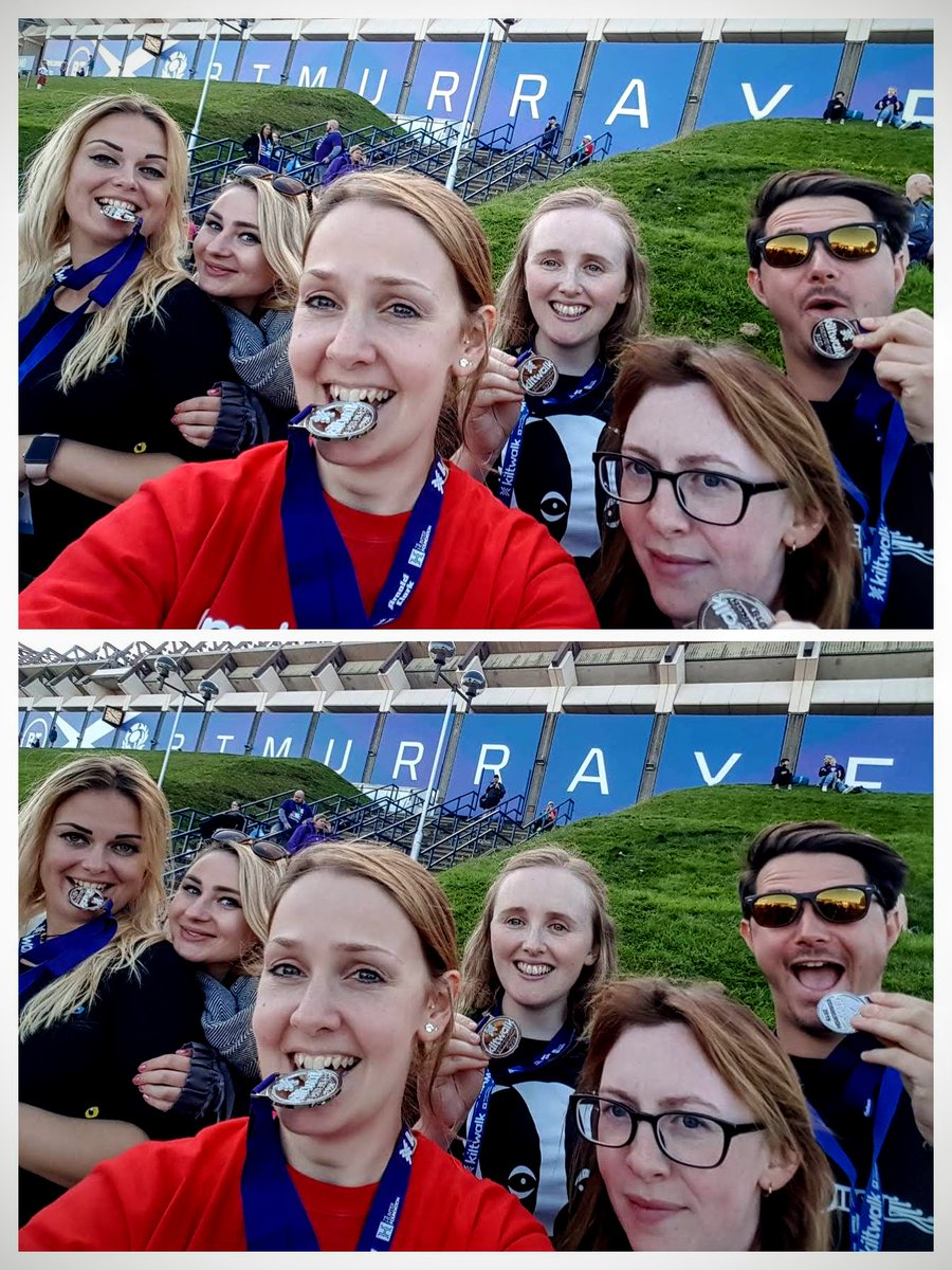 One for #ThrowbackThursday  Team Echoes raised over £1600 for our five chosen charities at the Edinburgh Kiltwalk 2019 this September! Thank you so so much to everyone who donated and supported us! #kiltwalk #edinburghkiltwalk #teamwork #teamworkmakesthedreamwork #kiltawalk2019