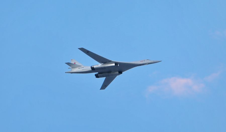 Russia has deeply modernized its Tu-160M strategic bomber and will test it soon http://xhne.ws/NBN2j