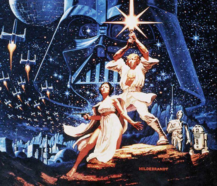 Original Star Wars trilogy is center of next prestigious Sotheby's auction
