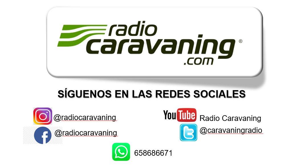 Toda la actualidad, información y noticias en nuestra plataforma #radiocaravaning #caravaning #caravanas #autocaravanas #camping #camper #campervan #concesionario #radio