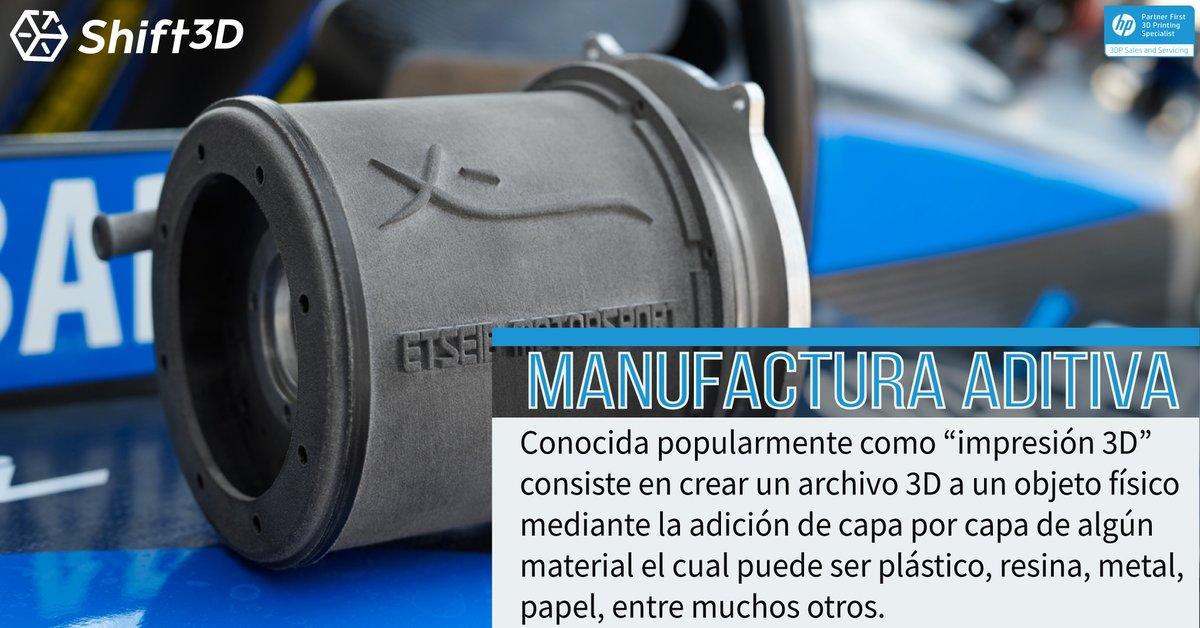 ¿Sabías Que? . . . #industria40 #manufacturaaditiva #impresion3d #impresion3dmexico #impresoras3d #3dbyhp #shift3d #multijetfusion #innovacion #3dprinting #3dprinted #3dprints #3ddesign #3d #modelado3d #hechoenmexico #diseño #hp #3dprinter #tecnología #3dparts pic.twitter.com/lnYeLf7LjX