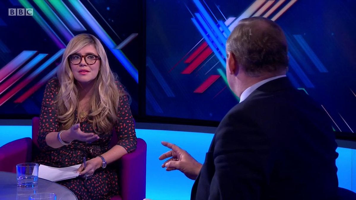 .@Emmabarnett: Who is the PM you get if you vote Lib Dem? Lib Dem deputy leader @EdwardJDavey: Liberal Democrats would not be able to choose that PM by ourselves…we will not back Boris Johnson… and we will not back Jeremy Corbyn #Newsnight