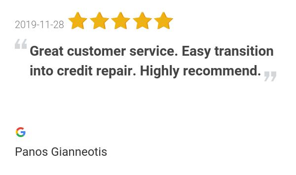 Key credit repair customer service number