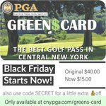Image for the Tweet beginning: GREEN$CARD BLACK FRIDAY STARTS NOW!