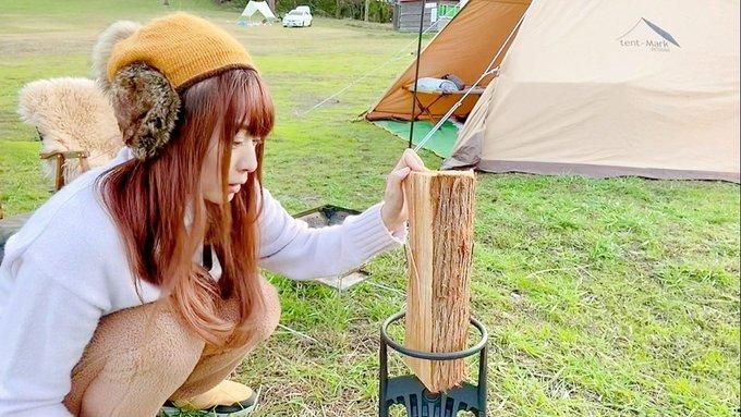 キャンプ ナツ