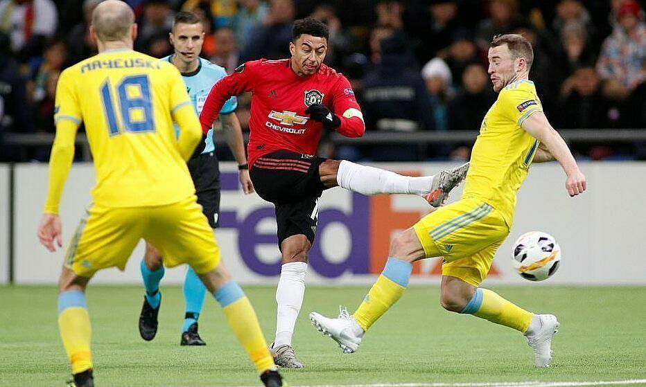 Highlights lượt 5 vòng bảng Europa League 2019/20
