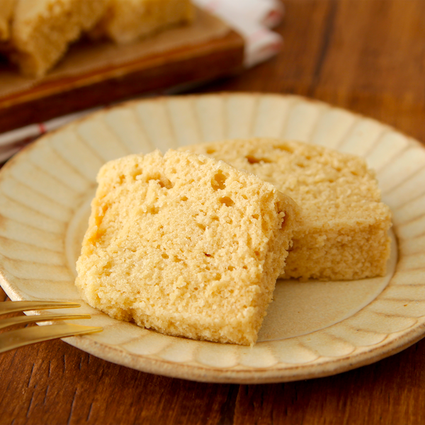 【レシピ】『午後ティー蒸しパン』これはおやつに最高