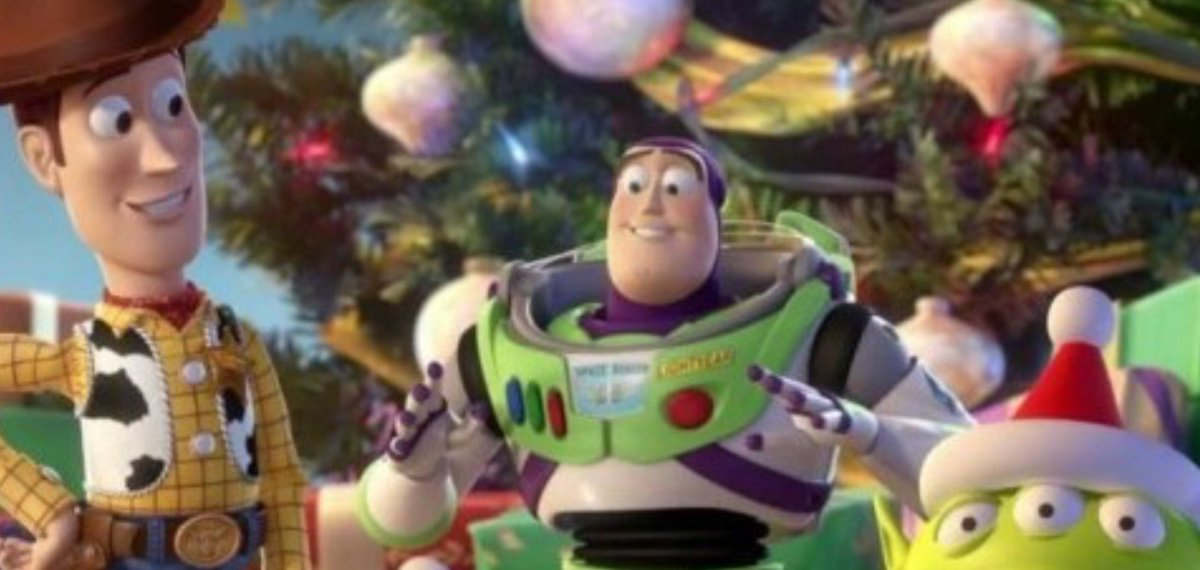 Cristmas is coming #ToyStory #woodyandbuzz #profilecover #3eyeAlienpic.twitter.com/eb42KezLNr