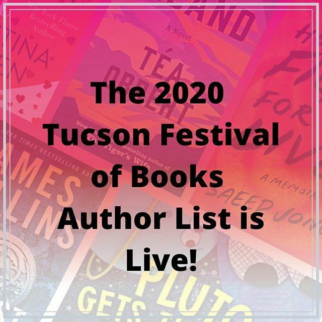Festival Of Books 2020.Tucson Festival Of Books Tfob Twitter