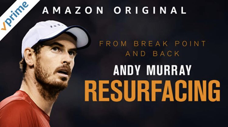 Today's the day!   Andy Murray: Resurfacing is available to watch on @primevideosport!   We are so happy that he's back. And so proud to have been part of his journey.   #QueensTennis <br>http://pic.twitter.com/4KKFw4P4OR