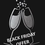 Image for the Tweet beginning: #BlackFriday ***SPECIAL OFFER*** #FREE drinks