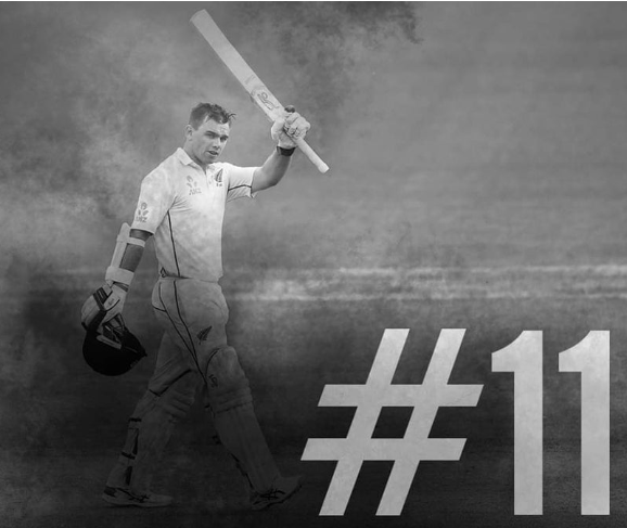 11th test century for Tom Latham! His 5th in 10 innings! #cricket #testmatch  #dhoni #virat #ipl #vivoipl2019 #ipl2019 #ipl2020 #cricket #betting #bettingtips #bettingpicks #bettingexpert #Myteam11  #NZvENG<br>http://pic.twitter.com/7oULBaqoj4
