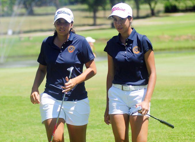 #Golf Con victorias sobre Chile y Colombia, la selección femenina tuvo una jornada de recuperación en el Sudamericano Copa Los Andes.🏌️♀️🇵🇾 🏌️♂️En contrapartida, el equipo masculino cayó ante Argentina y Chile. 📲bit.ly/2qLY0mF
