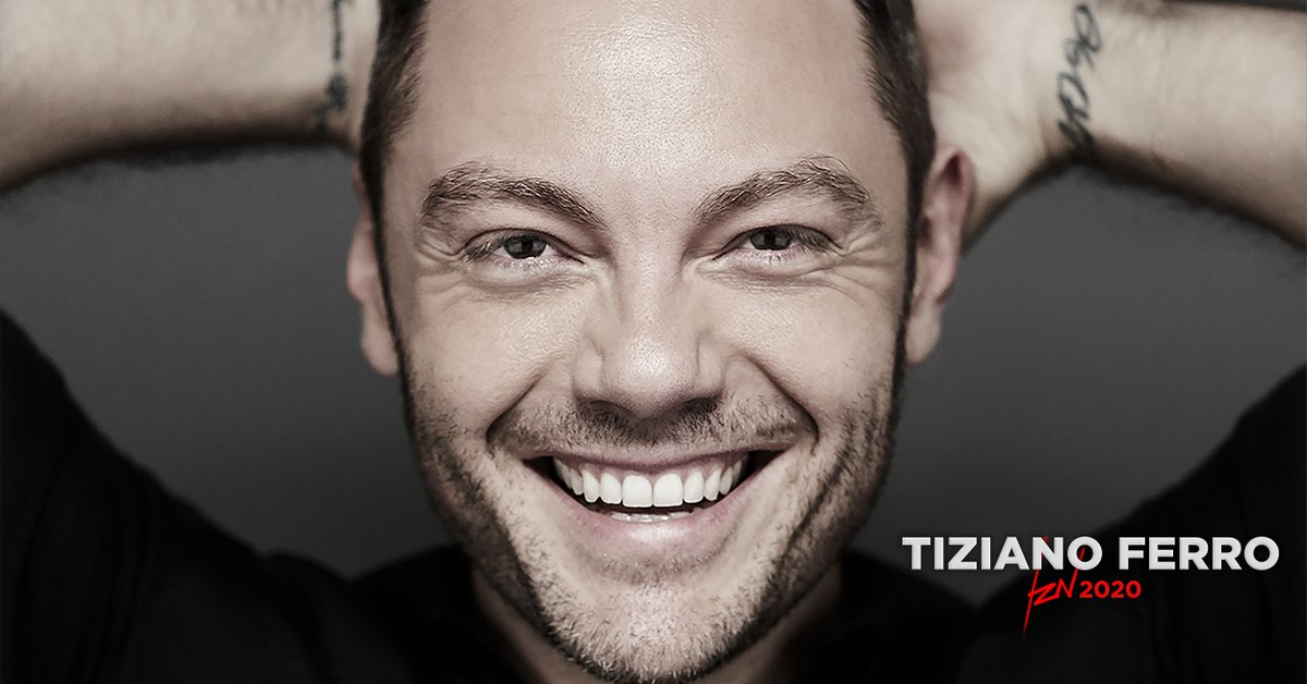 Italian superstar @TizianoFerro is headed to London on 2 Dec 2020. Get your tickets now:  https:// bit.ly/34wQbjc    <br>http://pic.twitter.com/kUSz8QjUo1