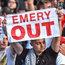 Morning Desmond @dessyd1 Winless & Useless in 7 straight games 🤔🙄 Worst run ever 😢 I cant believe that I actually felt sorry for #Emery in the last 20/25 minutes of the game. He surely must know that hes pathetic & not cut from an @Arsenal cloth. AW 🙏