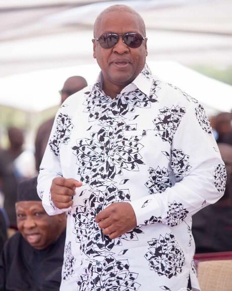 Happy 61st birthday to HE John Dramani Mahama the former President of the Republic of Ghana. Age with grace.