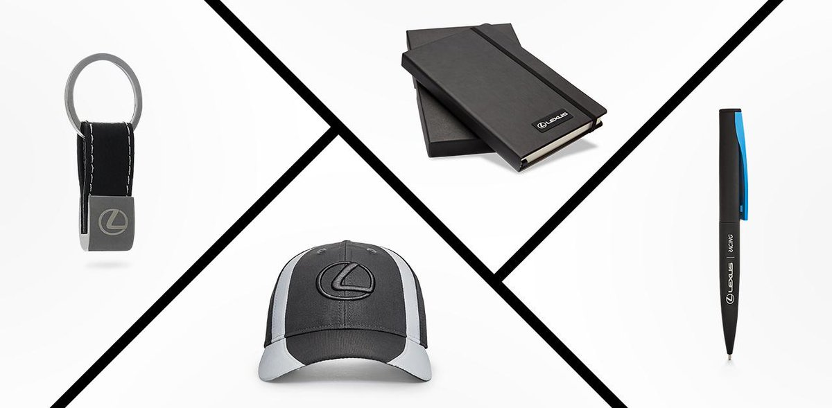 If you're Lexus and you know it, don't be afraid to show it. Enjoy 30% on exclusive gifts from The Lexus Collection. Discount code: LEXC30 valid 11/29 - 12/3 #BlackFriday www1.thelexuscollection.com