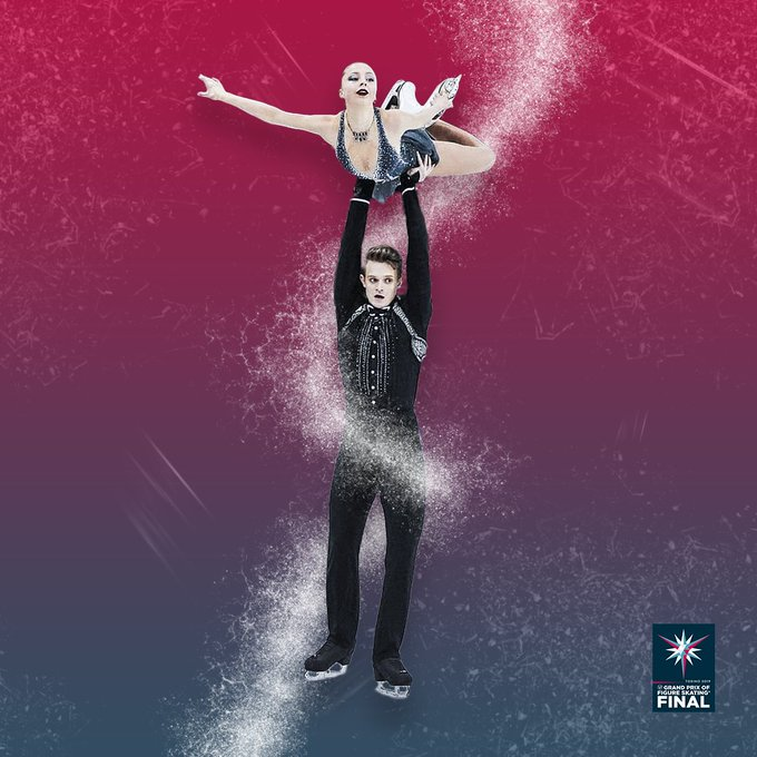 ISU Grand Prix of Figure Skating Final (Senior & Junior). Dec 05 - Dec 08, 2019.  Torino /ITA  - Страница 2 EKi7ewhWwAAsNB-?format=jpg&name=small