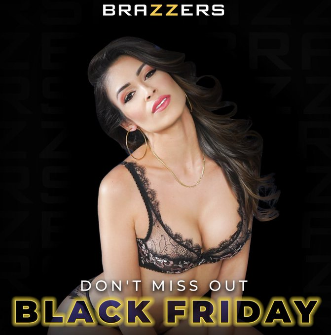 Don't be left hanging! Visit @Brazzers and take advantage of our biggest sale of the year! #blackfriday