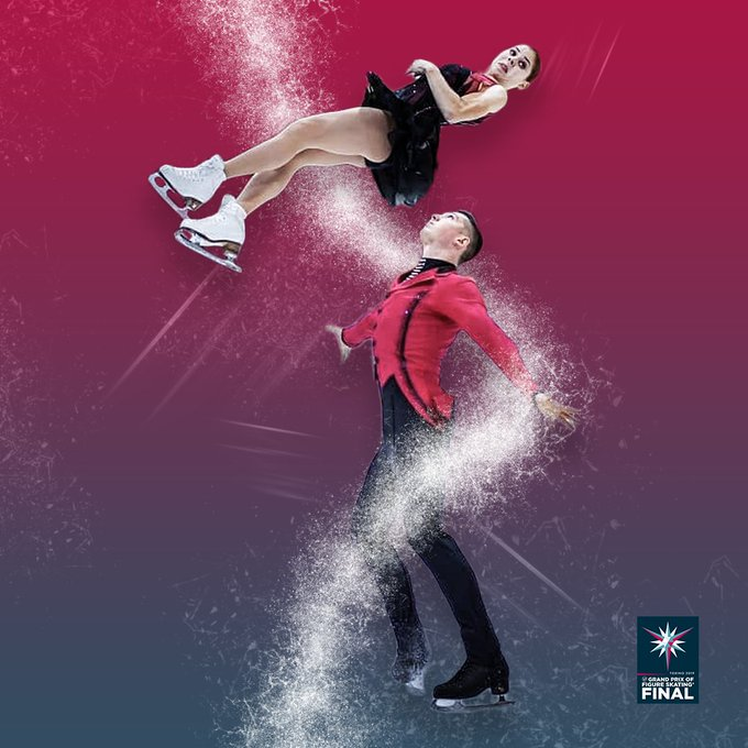 ISU Grand Prix of Figure Skating Final (Senior & Junior). Dec 05 - Dec 08, 2019.  Torino /ITA  - Страница 2 EKi9xGsXYAAhLSB?format=jpg&name=small