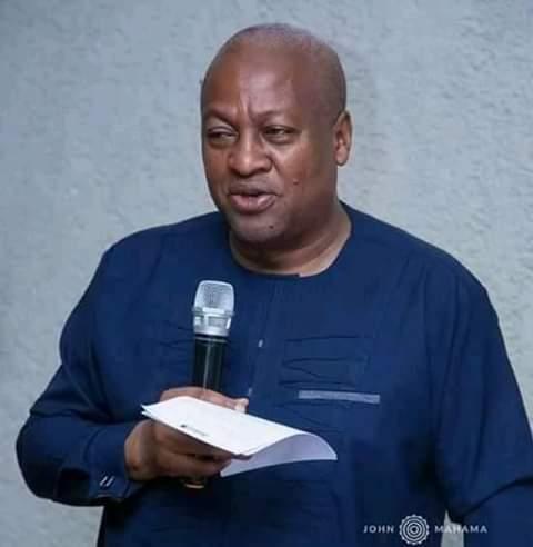 Happy birthday to John Dramani Mahama the next president of the republic of Ghana