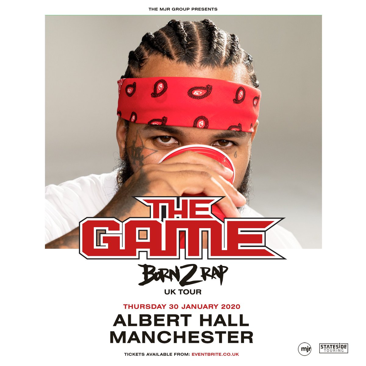 ON SALE NOW @thegame hits Manchester on 30th January! Get tickets here:alberthallmanchester.com/event/the-game/