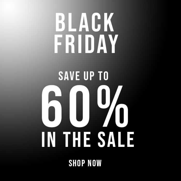 BLACK FRIDAY IS HERE!  Shop and save up to 60% on your favourite pieces in the ASH  #blackfriday sale!  https://t.co/NzeUUf3asa https://t.co/C25TYX0IVg