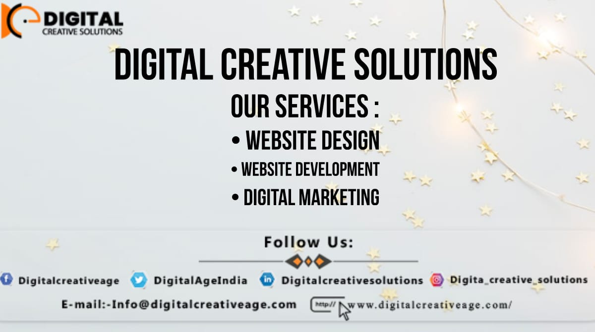Visit Our Website :  https://www. digitalcreativeage.com      #digitalmarketingcoach #success #socialmedia #business #digitalmarketing #goals #entrepreneur #websites #marketingtips #startup #entrepreneurlife #seotips #smo #websitedesigns #inspiration #businessowner #motivation #marketing #seo<br>http://pic.twitter.com/9VNBgvaB5I