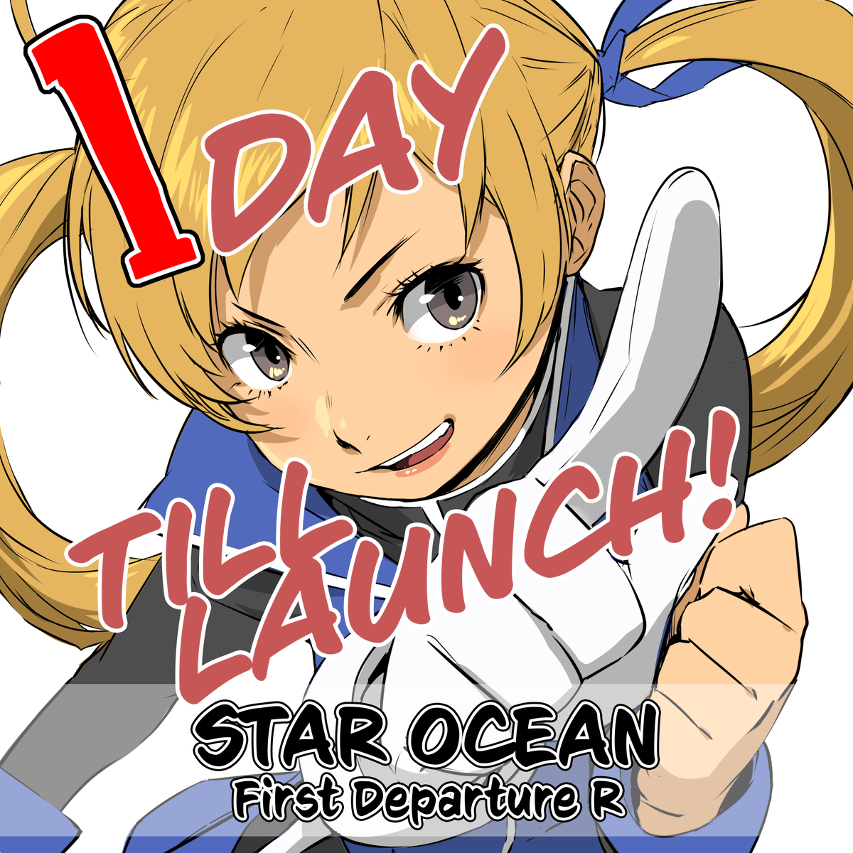 #StarOcean First Departure R lands in just one day! STAR OCEAN First Departure R will be digitally available on #PS4 and #NintendoSwitch! Learn more: sqex.link/0iv #StarOcean