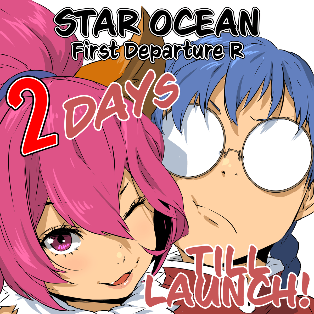 #StarOcean First Departure R is here in just two days! STAR OCEAN First Departure R will be digitally available on #PS4 and #NintendoSwitch! Learn more: sqex.link/0iv #StarOcean