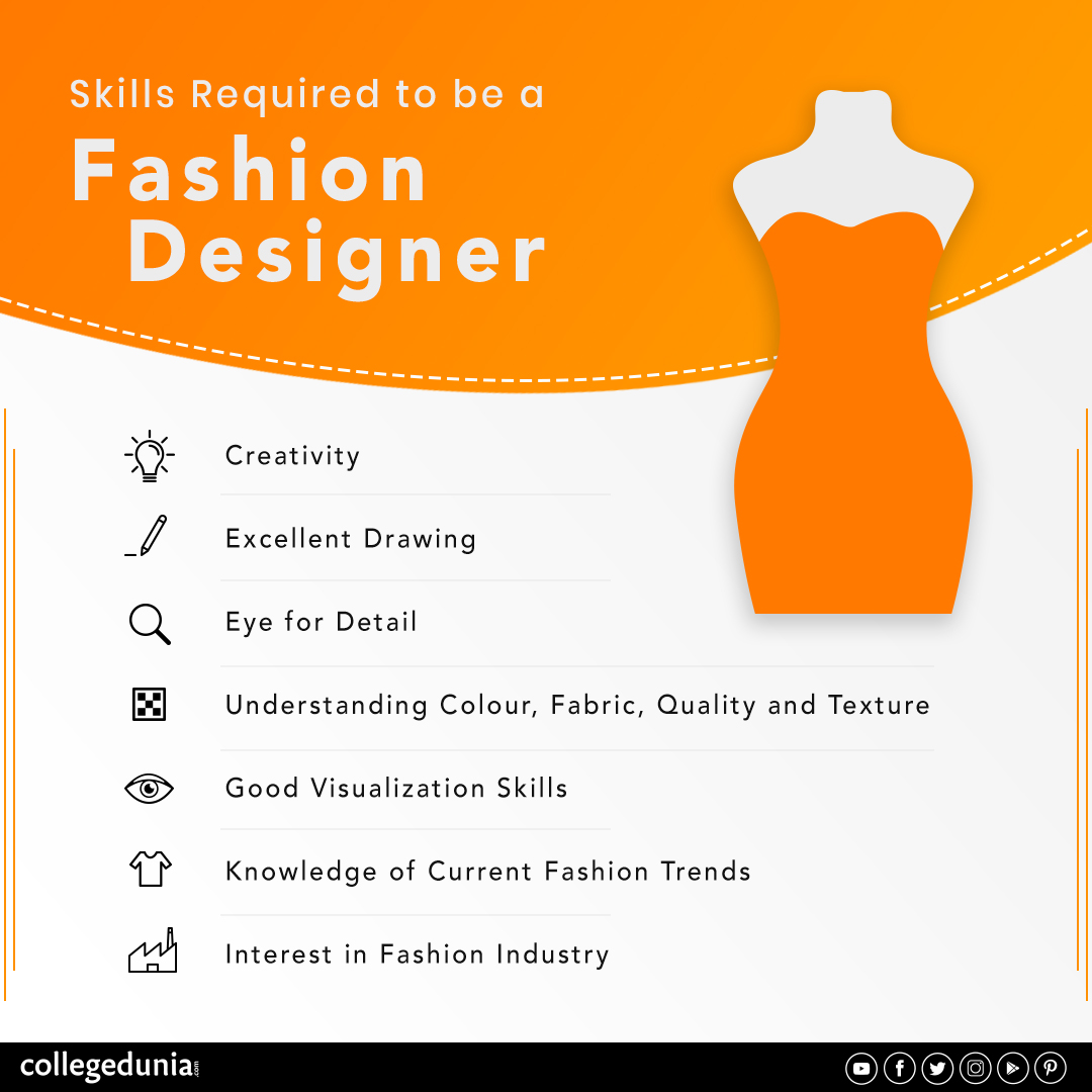Collegedunia Com On Twitter Fashion Designing Course Opens Doors For Multiple Opportunities In The 42 Billion Dollars Strong Fashion Industry Check What All It Takes To Become A Fashion Designer Fashion Fashiondesigner Education