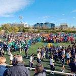 Image for the Tweet beginning: La fiesta del deporte escolar
