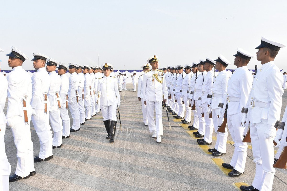 Indian Naval Air sixth Dornier aircraft squadron 314, commissioned at Porbandar