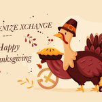 Image for the Tweet beginning: Happy Thanksgiving!