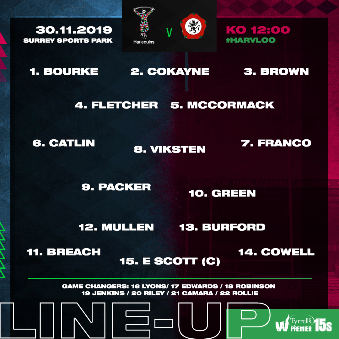 👊 Confirmation of our side to face @WaterlooLadies in the @Premier15s on Saturday. #COYQ