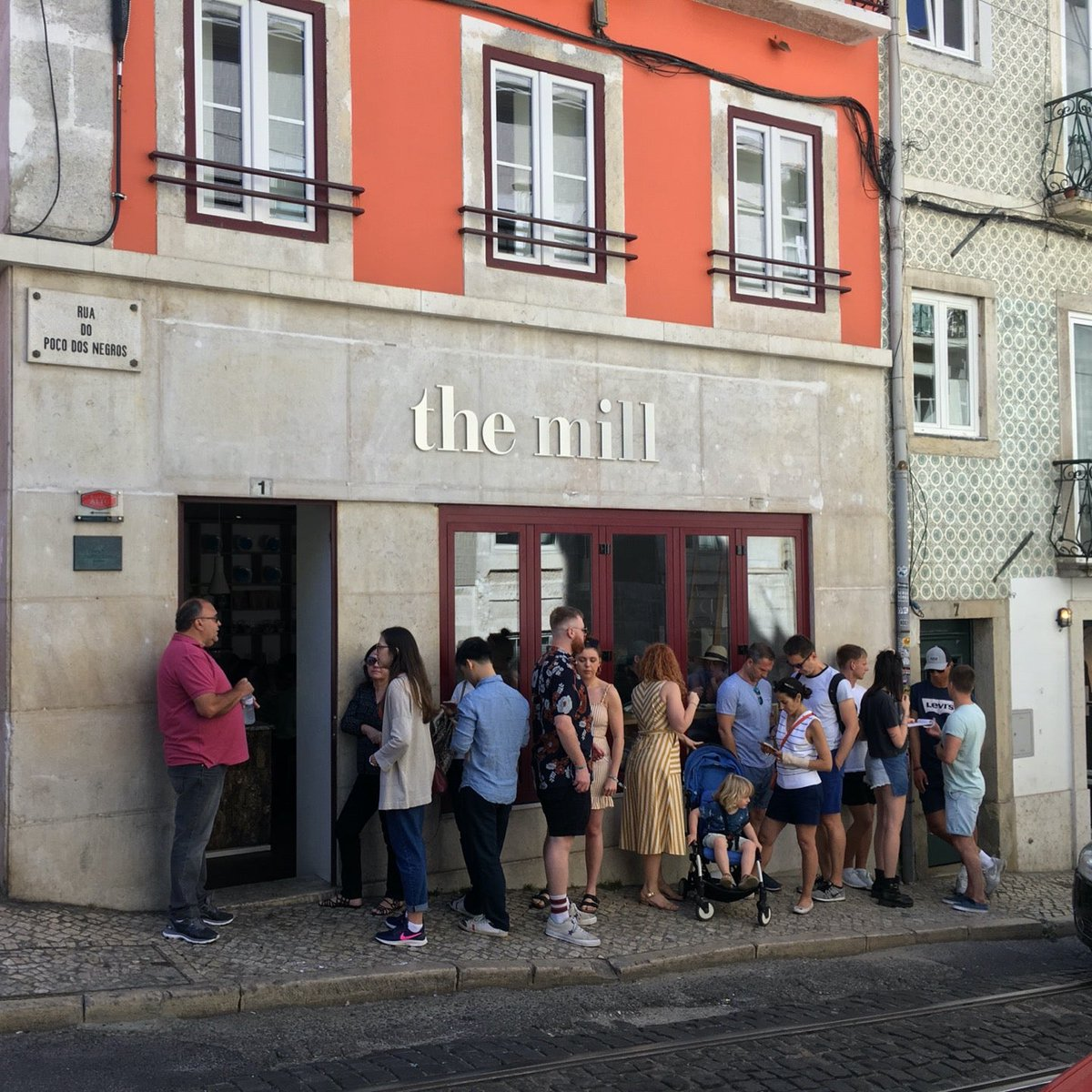test ツイッターメディア - リスボンの人気カフェ。朝食おすすめです。 (@ The Mill in Lisboa, Lisbon) https://t.co/e3jFhREORJ https://t.co/r4F6RDFAh3