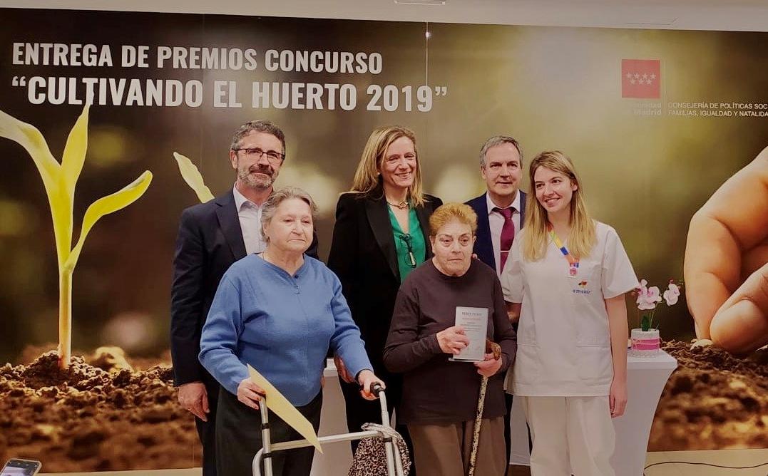 test Twitter Media - 🥕La residencia de @GrupoAmavir La Marina ha recibido el 1º premio del concurso 'Cultivando el huerto' organizado por la Consejería de Políticas Sociales y Familia de la @ComunidadMadrid.   ¡Mira el vídeo de la creación del huerto por #PersonasMayores! 📹https://t.co/5jz9MXU0yF https://t.co/Jm3XWtFuXe