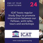 Image for the Tweet beginning: A flavour of the ICAT