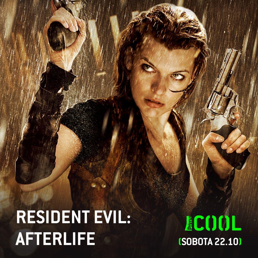 Kterej díl Resident Evilu je podle vás nejlepší? :)   #PrimaCOOL #ResidentEvil #Afterlife #MillaJovovich https://t.co/9MEU5UiEDv