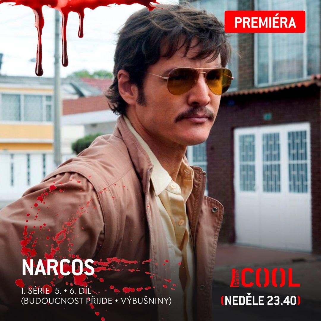 """Jo, Pabla Escobara v Narcos loví i Pedro """"Oberyn Martell"""" Pascal ;)   #PrimaCOOL #Narcos #Premiera #1Serie #DvaDilyPoSobe #JavierPena #PedroPascal https://t.co/pHNyzXJJC1"""